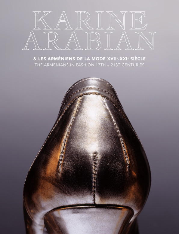 Mode exposition arménie karine arabian graphisme