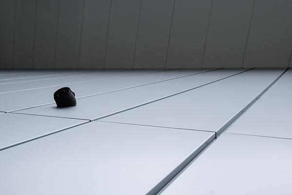 norway Aardal building Shopping winter aluminium minimal mall 5x5
