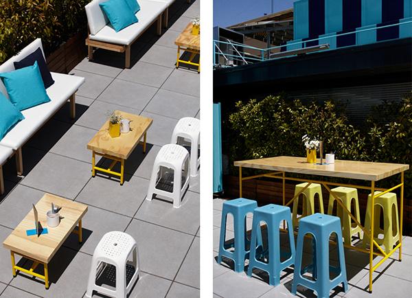 La terraza at la casa encendida on behance for Terraza la casa encendida precios