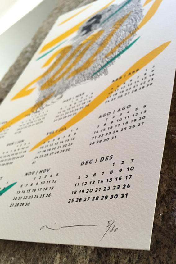calendar new year