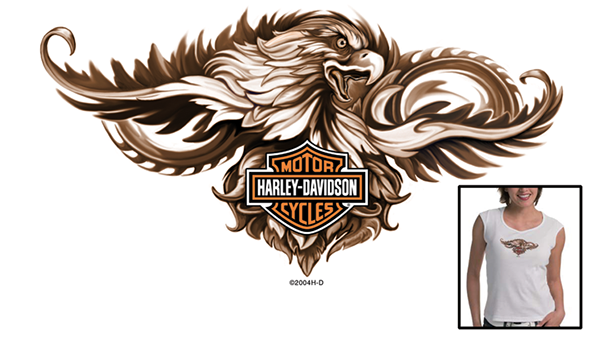 Harley Davidson Apparel / T Shirt Designs On Behance