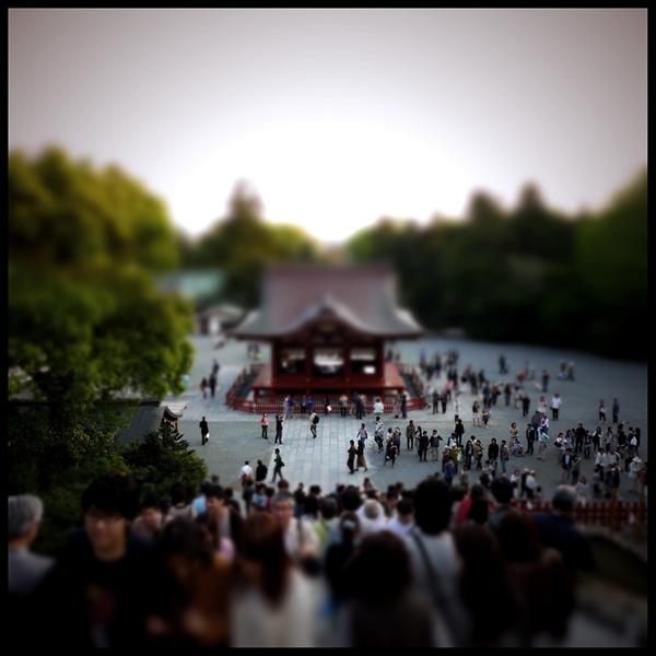 city tokyo 東京 bird's eye tilt shift japan 日本 Urban Landscape blur