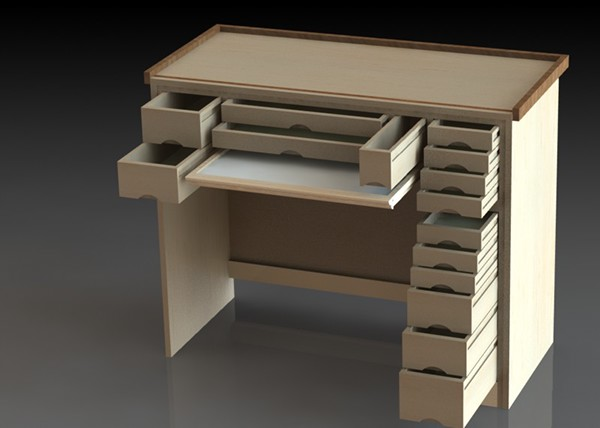 PDF DIY Watchmakers Bench Plans Download twin size bunk ...