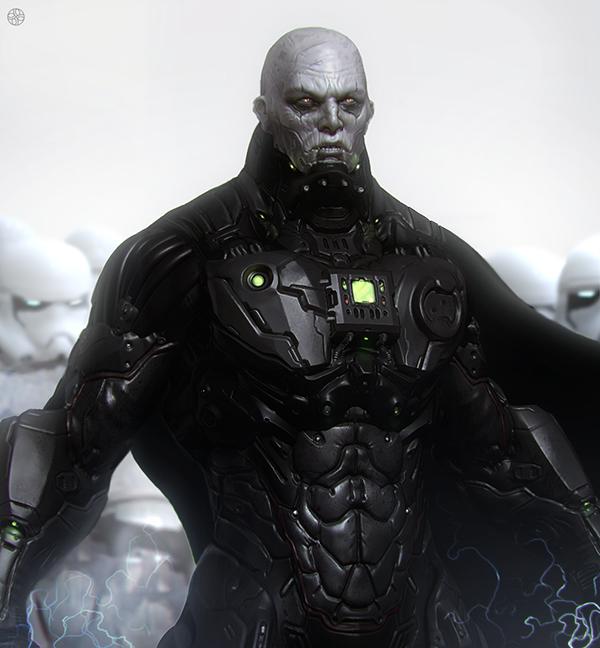 Darth Vader .:. by Furio Tedeschi