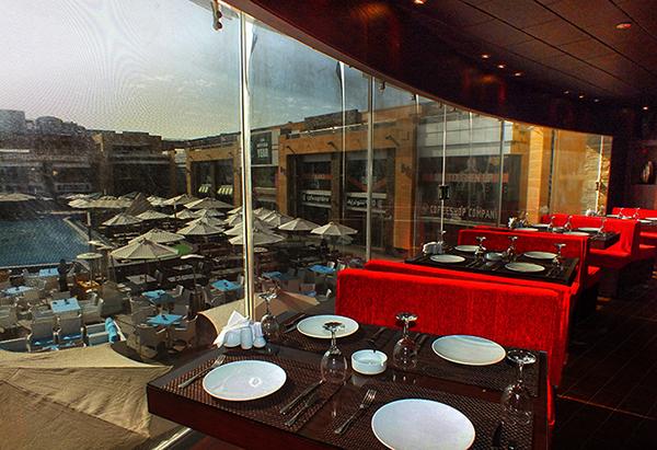 Steak Out Restaurant Emerald Mall New Cairo Egypt On Behance