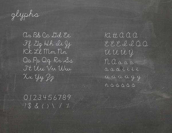 lettering font FontLab ILLUSTRATIOR Script cursive