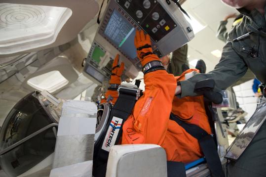 orion spacecraft cockpit - photo #11