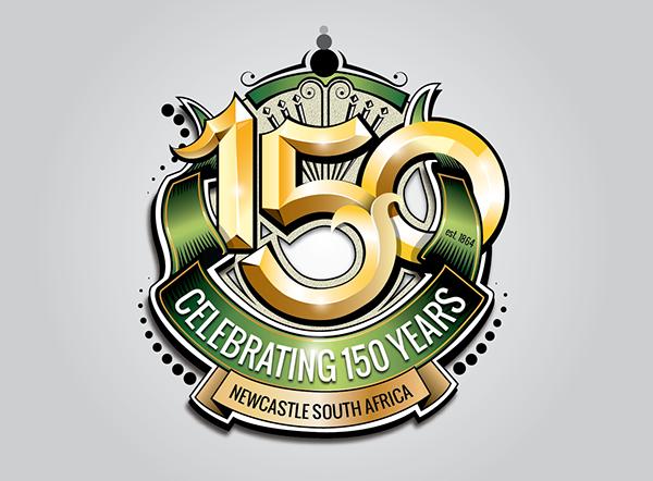 Logo Design - 150 Years Celebration on Behance