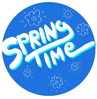 spring 2D Flash aftereffects springtime Roc roc espimet cartoon winter fairy Sexy Fairy