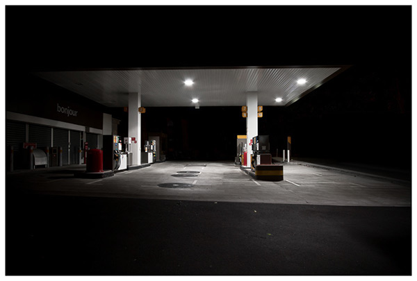 Image result for gas station in the middle of nowhere