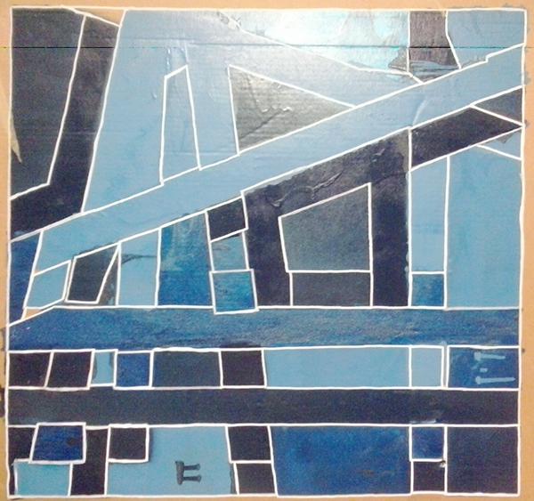bleu blue P-Ars 2013 www.p-ars.com andrea roccioletti