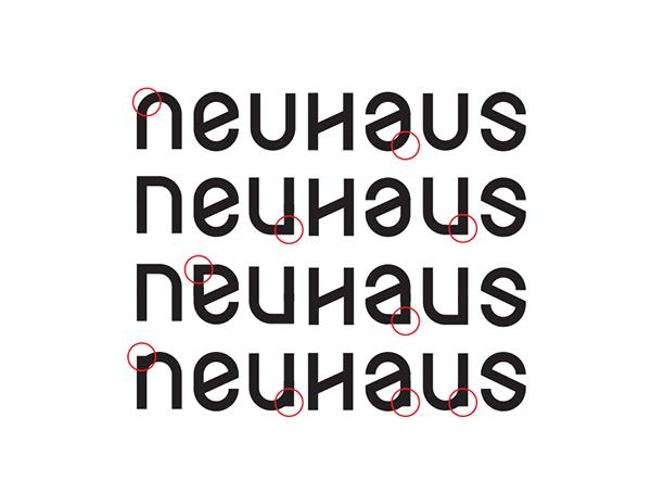 neuhaus chocolates re design on student show. Black Bedroom Furniture Sets. Home Design Ideas