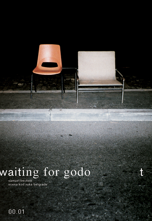 waiting for godo Characters and synopsis of waiting for godot the world premiere production of waiting for godot opened at the théâtre babylone in paris, january ,.