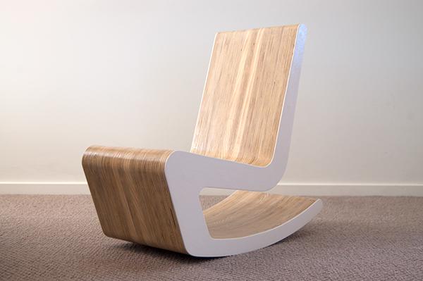 Rocking Chair On Behance