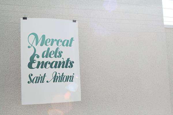 type creation Mercat dels Encants