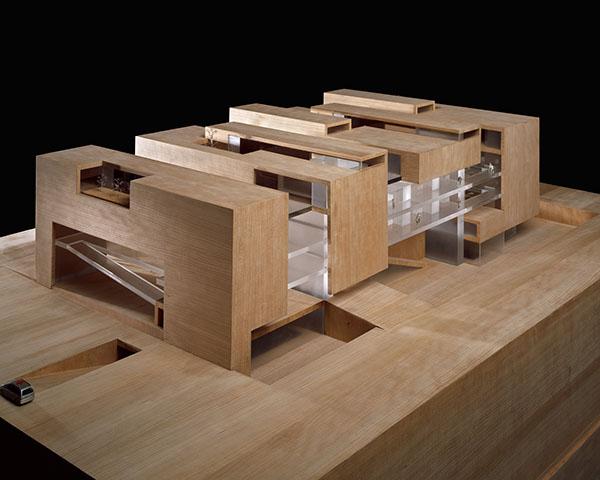 Medethos on behance for Model architecture maison