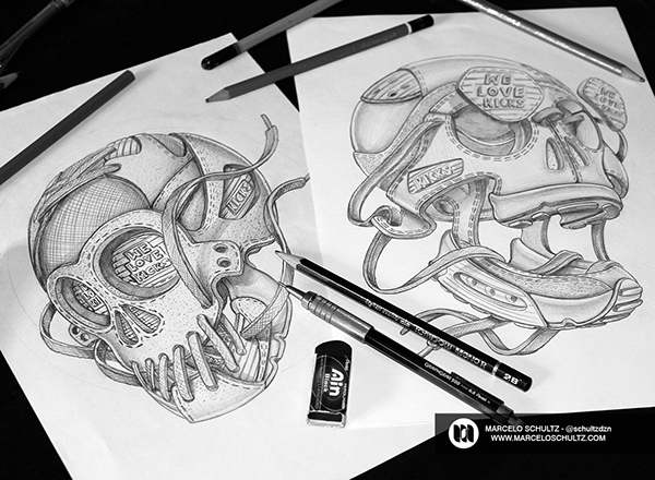 Sketch Collection by Marcelo Shultz