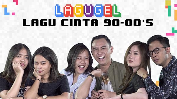 Lagugel series 90's love songs