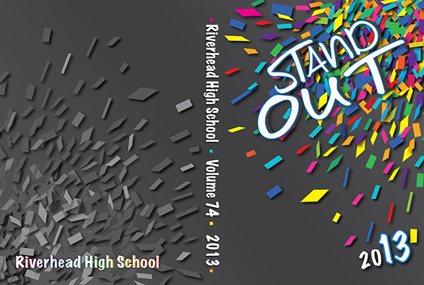 RHS Class Of 2013 Yearbook Cover On Behance