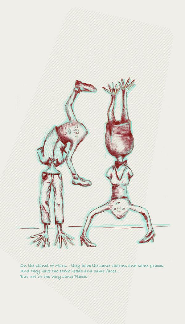 Shel Silverstein poems | Illustration on Behance