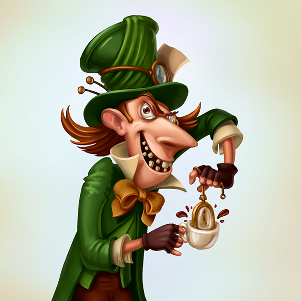 Character Design Tutorial In Coreldraw : Game character creation tutorial on wacom gallery