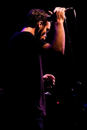 live music concert photography Hoodlum Shouts Single Twin concert gig