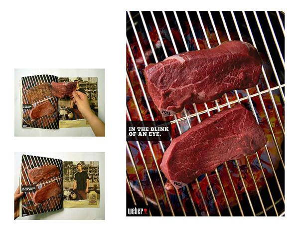 Weber grills humor