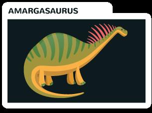 Image may contain: animal, cartoon and dinosaur