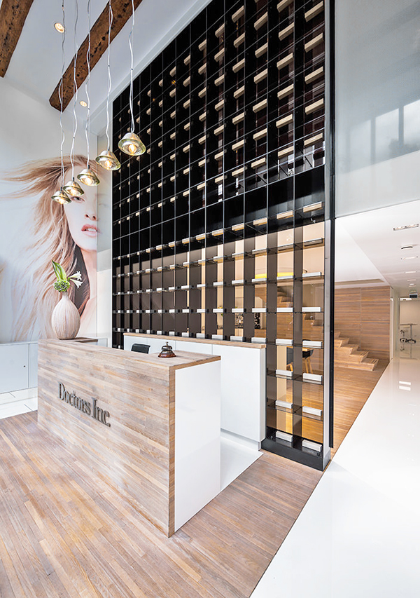 Recovery Room Design: 'DOCTORS INC' COSMETIC CLINIC On Behance