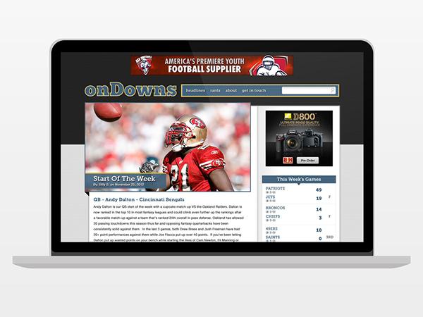 onDowns Sports Blog