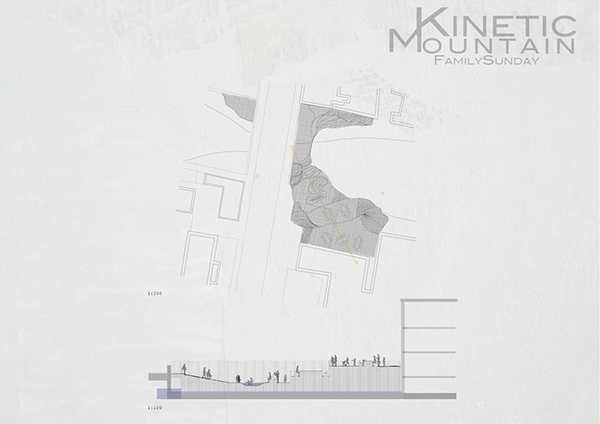 architcture  interactive kinetic
