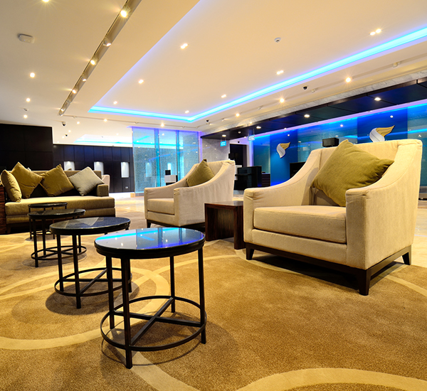 VIP Lounge-International Muscat Airport On Behance