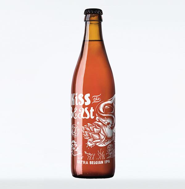 ALEBROWAR ORTODOX on Behance | Wine bottle, Beer, Bottle