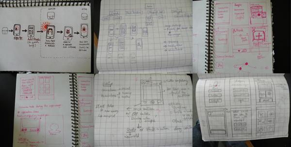 windows phone user interface memories family msr design expo NID