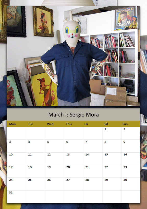 symbiosis calendar turkesa sergio Mora Albert Bertolin sabek cisco mr kern