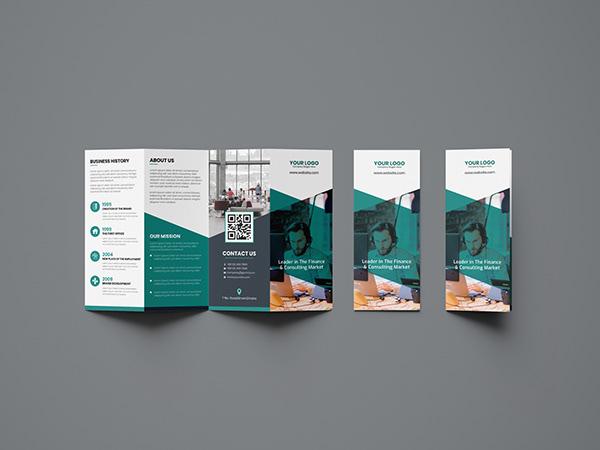 4 Fold Accordion Brochure