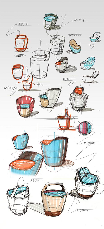 Product Design Line Art : Design sketchbook ii on behance pinterest sketch