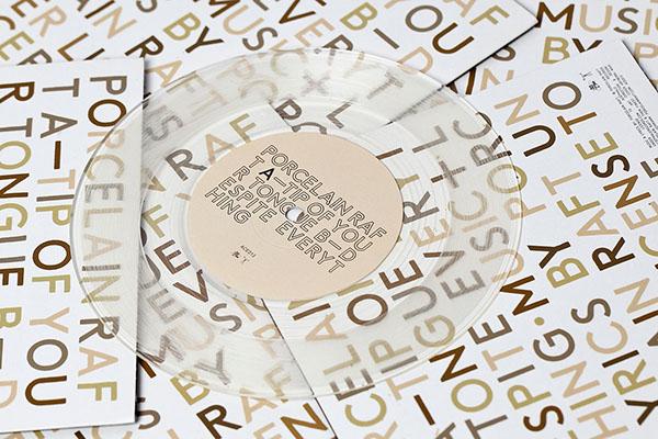 porcelain raft acéphale Music Packaging Album Packaging Vinyl Pacakging vinyl