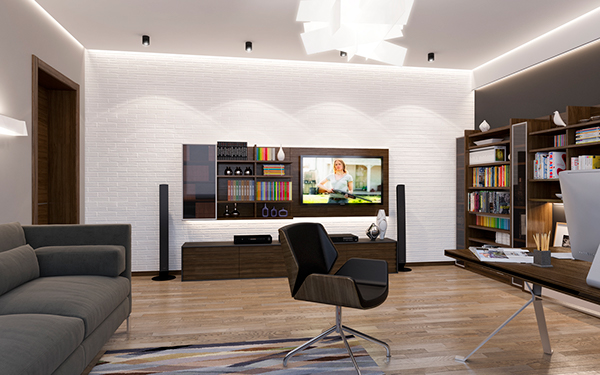 Swell Personal Office Room On Behance Largest Home Design Picture Inspirations Pitcheantrous