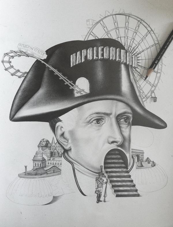 Napoleon - M Le Monde by Violaine & Jeremy
