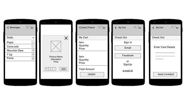 R fresh store to door convenience store app on philau for Door design app