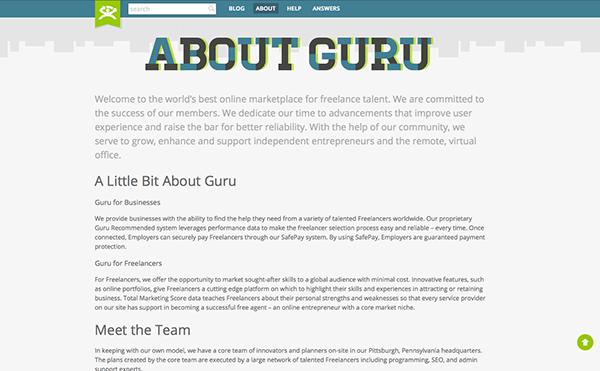 Guru wordpress q&a design Responsive Design Responsive web design
