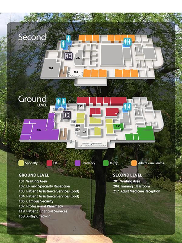 Wayfinding Maps 3d Illustrations On Behance