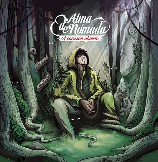 Alma De Nomada - Kalim Meets The Big Bands