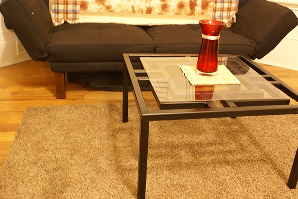 Welded Coffee Table On SCAD Portfolios - Welded coffee table