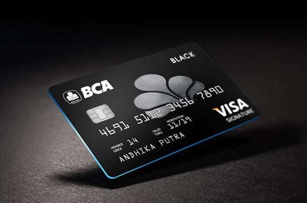 bca black launching on behance