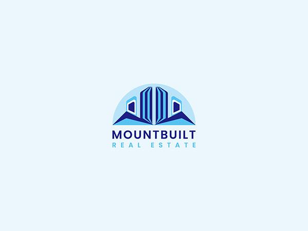Real Estate Logo   Mountbuild Real Estate logo