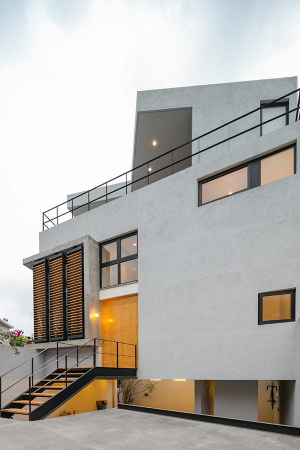 Mexican Architecture Dear Architects residential architecture arquitectura mexico