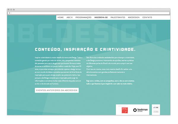 Event conference design Ellen Lupton Luigi Colani ABCDesign magazine dowicz