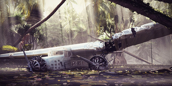 Ford Trimotor On Behance